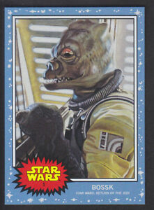 Details About Topps Living Star Wars 2019 5 Bossk Return Of The Jedi 2205