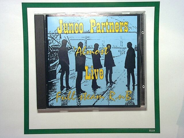 Junco Partners - Almost Live (1997) CD Nr Mint