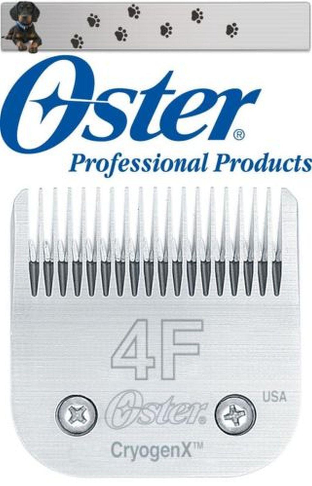 OSTER doré A5 Tête de rasage 9,5 mm cryogène-x   NOUVEAU