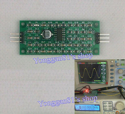 300Hz-3KHz Fourth-order Active Bandpass Filter Module Signal / Audio Filter