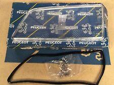 PEUGEOT 405 MK1&2 FRONT LEFT SIDE N/S HEADLAMP HEADLIGHT LENS CIBIE 621303 NEW