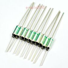10 Pcs NEC SEFUSE Cutoffs SF240E 240 °C 10A 250V Thermal Fuse Microtemp NEW A105
