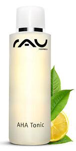 AHA-Tonic-200-ml-Erfrischendes-Tonic-mit-milden-Fruchtsaeuren-von-RAU-cosmetics