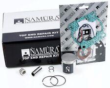 1998-2000 KX80 Kawasaki Namura Top End Rebuild Piston Kit Rings Gaskets 98,99 C