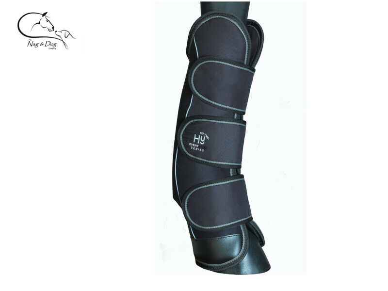 HyImpact Event Pro Series Travel Shipping Predection Horse Boot Set 4  FREE P&P