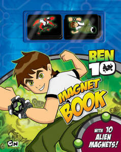 Ben-10-Magnet-Book-VARIOUS-New-Book