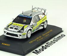 1:43 Ixo Ford Focus WRC #24, Rally Acropolis Hirvonen/Lehtinen 2005