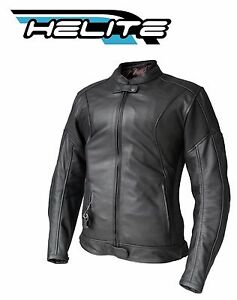 leather jacket helite xena woman airbag inflatable. Black Bedroom Furniture Sets. Home Design Ideas