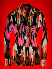 MEXX LONGSLEEVE LONG BLUSE TUNIKA ROMANTIK BOHO 38 M NEU !!! TOP !!!