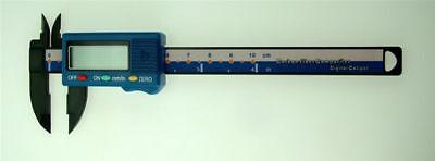 MODELCRAFT Plástico Calibrador Digital LCD PGA1001 100mm