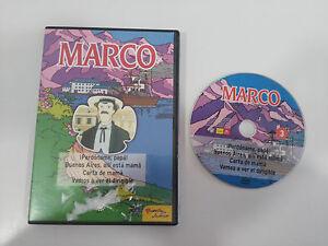 MARCO-SERIE-TV-VOL-3-DVD-4-CAPITULOS-CASTELLANO-REGION-2-60-MIN