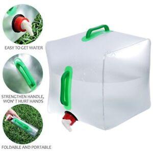 10l 20l Faltkanister Wasserkanister Trinkwasserkanister faltbar Camping Kanister