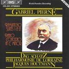 Gabriel Pierne Piano Concerto Houtmann Phil De Lorraine Achatz