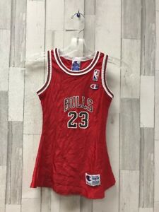 34ff9facd Image is loading Vintage-Chicago-Bulls-Michael-Jordan-Champion-NBA-Jersey-