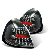 Cg Pontiac Grand Prix 04-07 Led Tail Light Black on sale