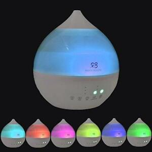 Details about Radha Beauty Mistique Ultrasonic Cool Mist Humidifier 3.0L w7 color LED