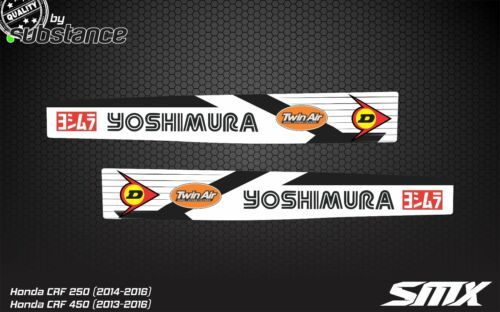 2014 2015 CRF 250 450 Honda swingarm stickers decals CR CRF graphics 2016 2013