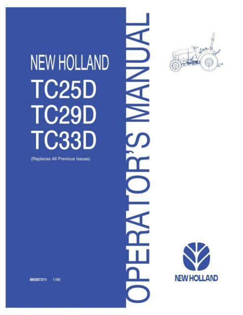 Heavy Equipment, Parts & Attachments TC29D TC33D Tractor ...
