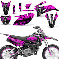Yamaha Ttr110 Ttr 110 Graphic Kit Dirt Bike Sticker Wrap Mx Decals 11-16 Reap P