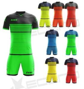 079255fba Image is loading KIT-ZEUS-ELIOS-CALCIO-VOLLEY-CALCETTO-TRAINING-ALLENAMENTO-