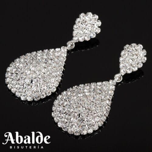 Pendientes Mujer Novia Luxury Boda Ceremonia Elegante Gala Regalo idea Prometida
