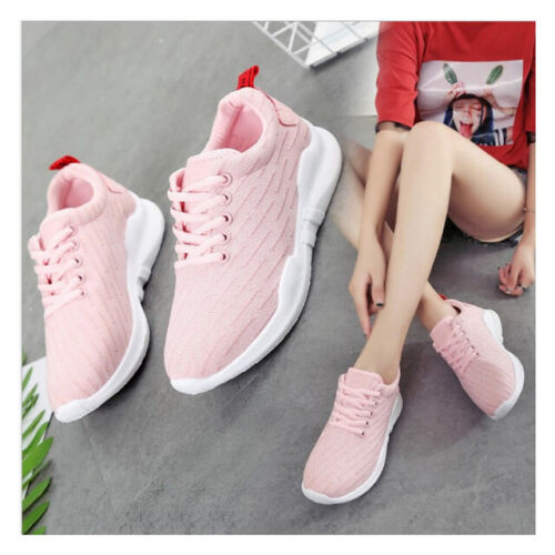 Women Sports Shoes Soft Sole Trainning Running Light  Comfy Gym Shoes ////