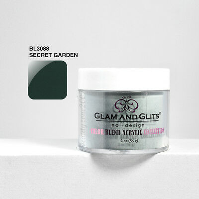 Secret Garden 2oz Can Be Repeatedly Remolded. Nail Care, Manicure & Pedicure Analytical Glam And Glits Color Blend Nail Powder Bl3088 Health & Beauty