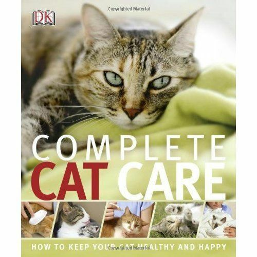 1 of 1 - Complete Cat Care-ExLibrary