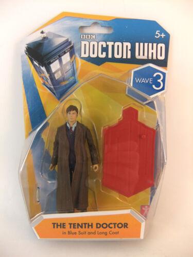 Wave 3 Dalek 12TH Doctor BBC Doctor Who 9.5cm Figura Elige Tu Character