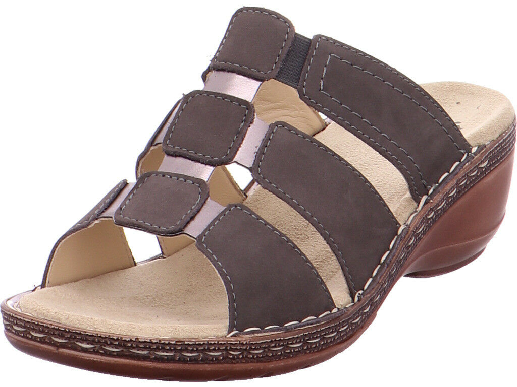 Ara señora key west sandalia es sandalias zapatillas de de de casa marrón  disfrutando de sus compras