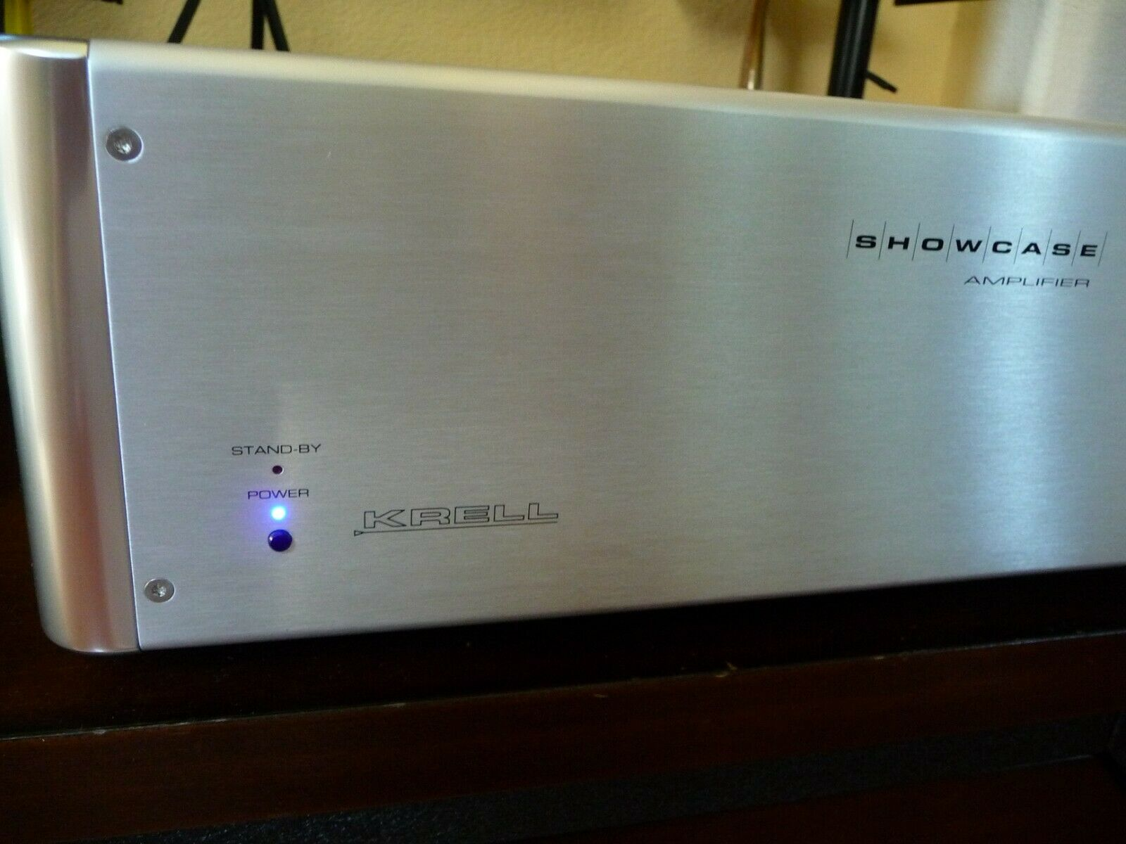 Krell Showcase 7 Channel Power Amplifier - The excellent working conditions.. Available Now for 2281.00
