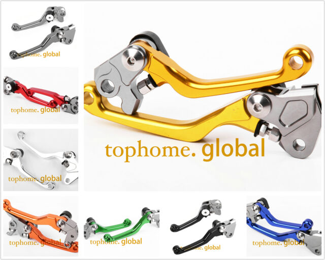 For Suzuki 250SB 2002-2006 Pivot Clutch Brake Levers CNC 2003 2004 2005 Replace