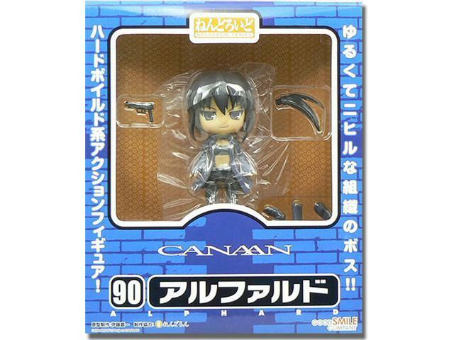 Nendoroid 90 Canaan Alphard Figure by Good Smile Company