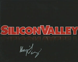 **GFA Silicon Valley *KUMAIL NANJIANI* Signed 8x10 Photo MH1 COA**