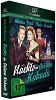 Nachts im Grünen Kakadu - mit Marika Rökk, Dieter Borsche - Filmjuwelen DVD