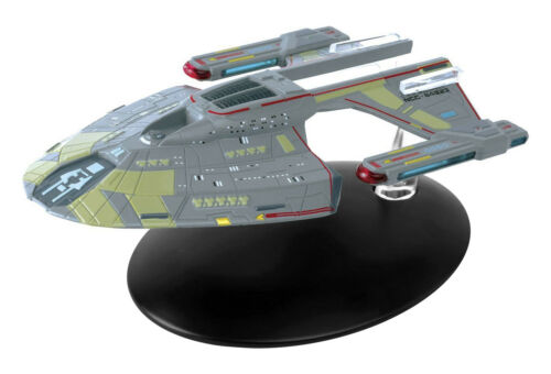Star Trek Metall Modell Diecast neu Eaglemoss #61 deutsch Budapest U.S.S