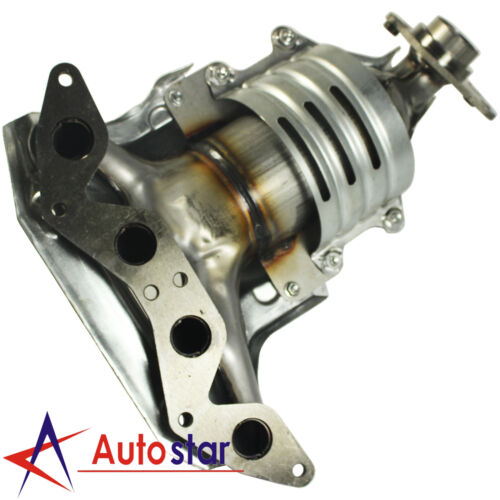 Exhaust Manifold For Honda Civic 1.7L 4 Cylinder SOHC W// Catalytic Converter New