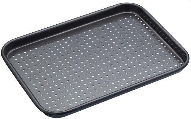 MASTERCLASS perforé pour cuisson croustillante 24cm x 18cm anti adhésif PETIT