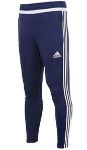 5c318b3e Details about Men's Adidas Tiro Joggers Tracksuit Jogging Bottoms Track  Pants - Navy & Black