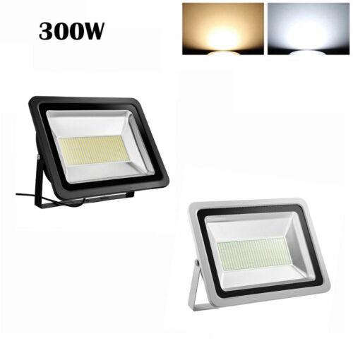 10W//20W//30W//50W//100W LED Floodlight PIR Sensor Security Flood Light Cool Warm UK