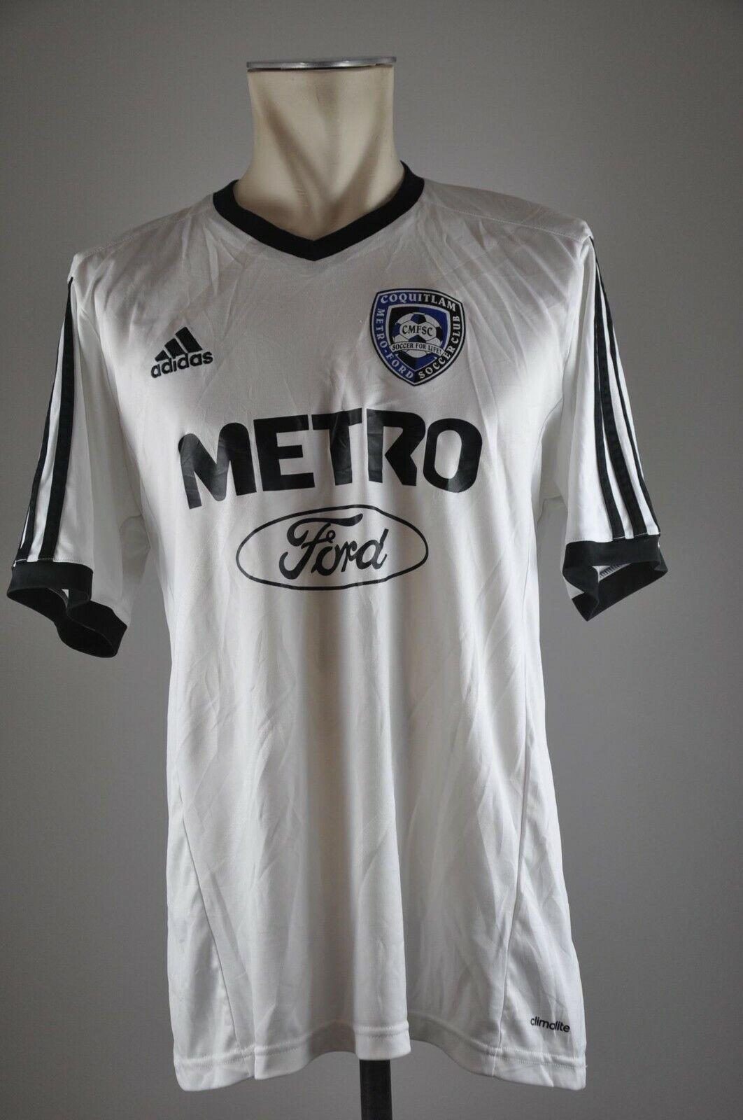 Coquitlam Metro-Ford Soccer Club Trikot Gr. L  30 30 30 2015-2016 USA Shirt Jersey cb2d46