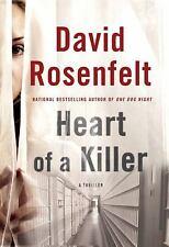 Heart of a Killer : A Thriller by David Rosenfelt (2012, Hardcover)