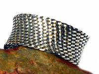 Chunky Bangle 925 Sterling Silver - Gift Boxed - Hallmarked