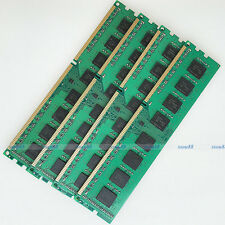16GB 4x4GB PC3-12800 DDR3 1600 Mhz 240Pin Ram For AMD Desktop DIMM Speicher NEU
