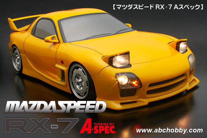 ABC-HOBBY 66172 MAZDA  SPEED rx-7 A-SPEC  vendite calde
