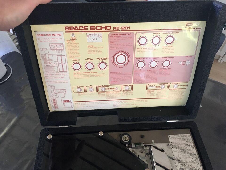 Roland space echo 201