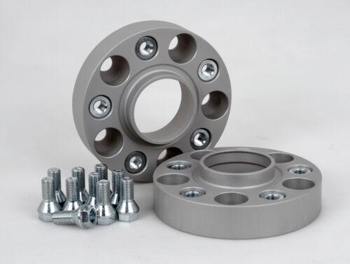 2x30 60mm distancia discos pista placas verbreiterungen spacer Sección Separadores de ruedas