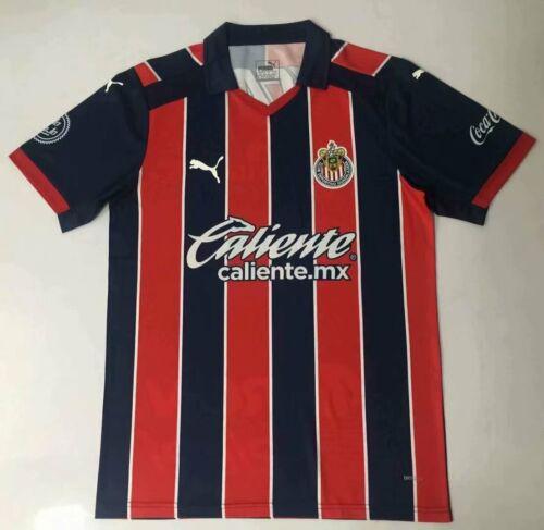 Chivas de Guadalajara fans version 20-21 Away soccer Jersey Short sleeve