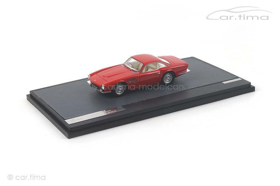 Jaguar D-Type Le Mans Michelotti 1963-Rouge-Matrix Scale Models-mx41001-052