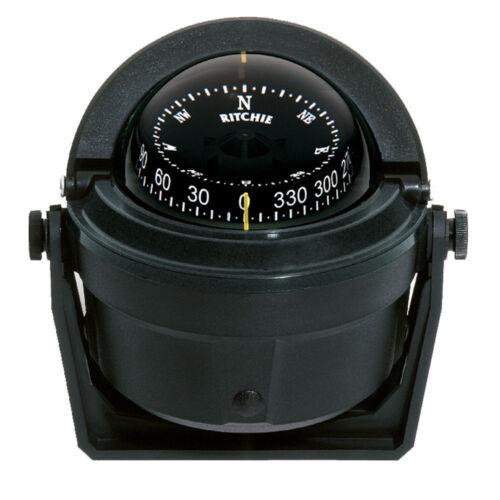 Black B-81 GM Bracket Mount Ritchie B-81 Voyager Compass